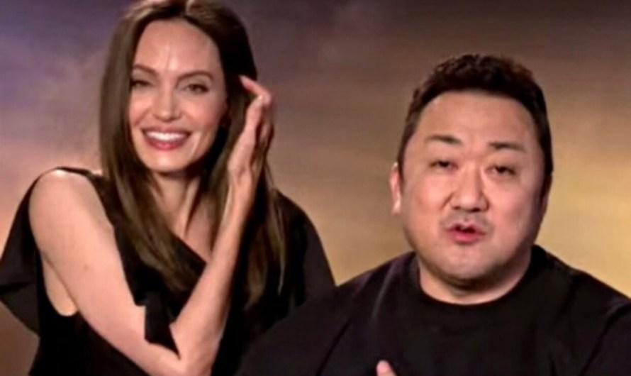 Ma Dong Seok e Angelina Jolie falam sobre como trabalhar juntos para 'Eternals'