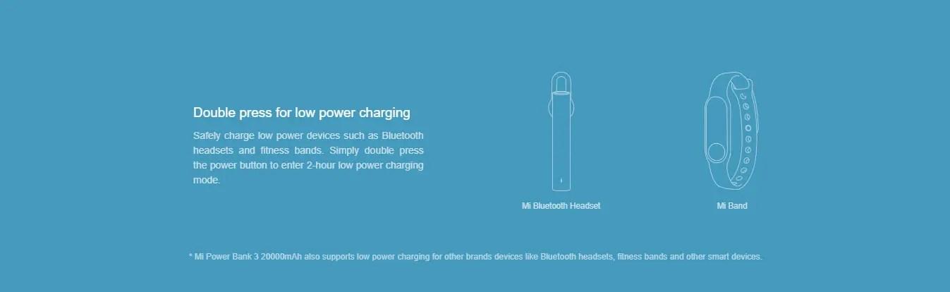 Mi Power Bank 3 Pro (20,000 mAh)