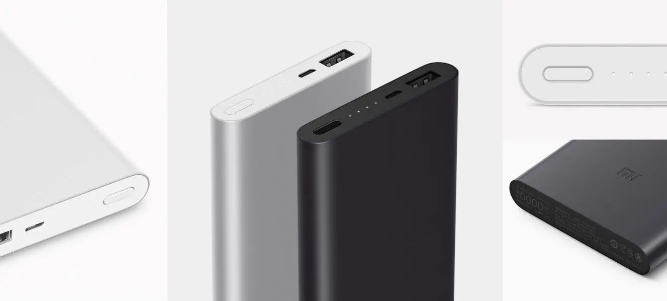 The 10000mAh Mi Power Bank 2 is a portable powerhouse that offers high-speed charging and ensures your devices make it through your busiest and longest days.