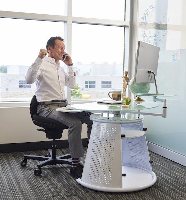 active sitting beats sitting disease