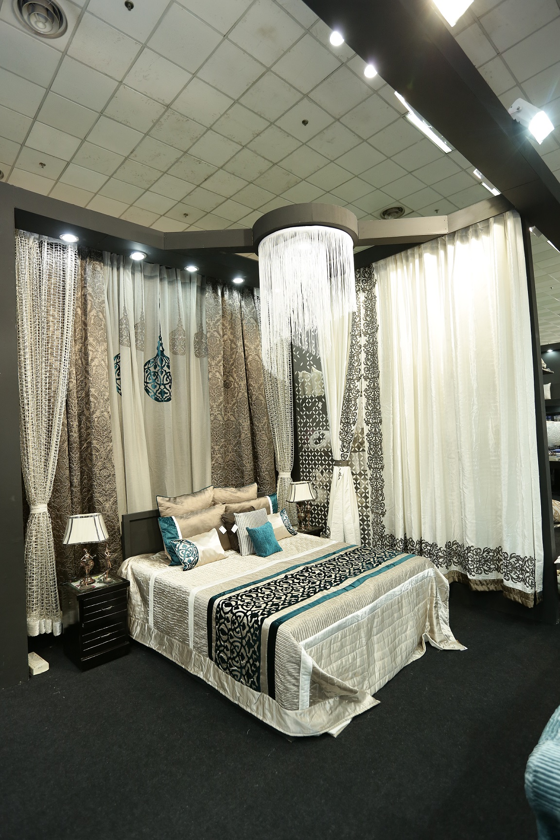 heimtextil india 2015 a successful start with over 50 space booked experience to home fashion buyers in india by offering the widest spectrum of interior lifestyle furnishing collectibles and home decor products all