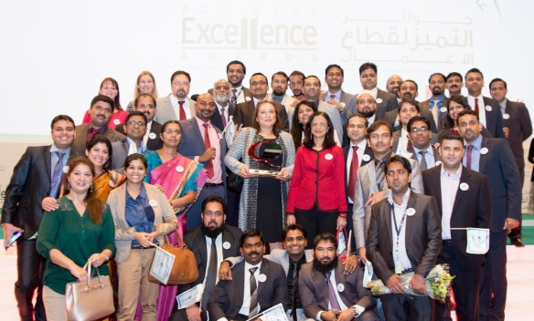 Zulekha Hospital wins Dubai Quality Award-2