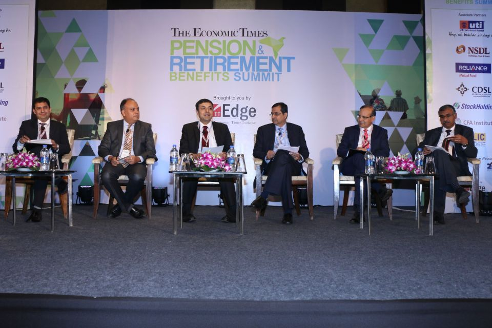 Sundeep Sikka  CEO  Reliance Capital Management  Sumit Shukla  CEO  HDFC Pension Management Company  Shashwant Sharma_