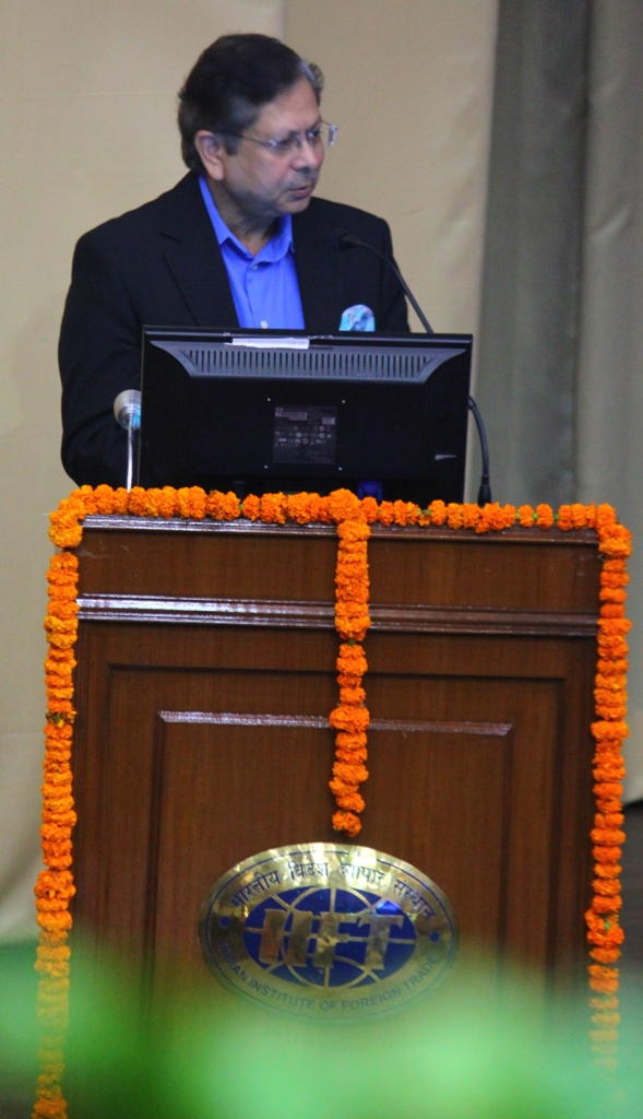 Dr. Surajit Mitra_IIFT Director & vice -Chancellor