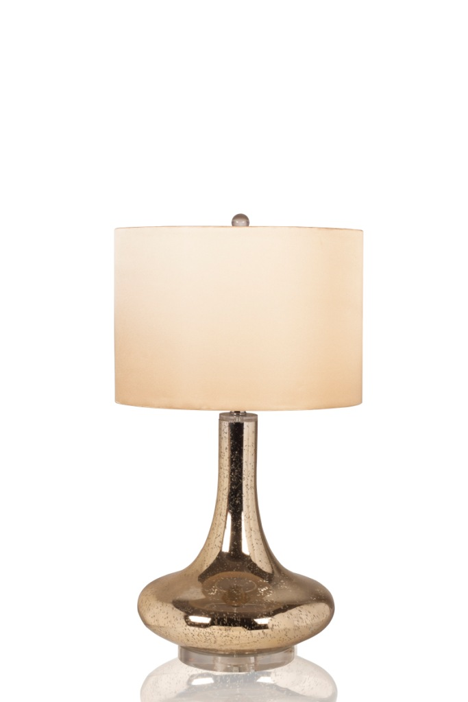 Mornay Gold Glass Table Lamp Rs 13 900