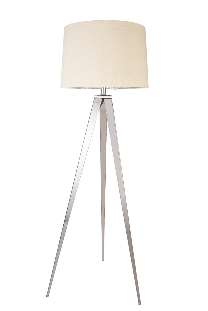 Praxis Silver Table Lamp Rs.11900