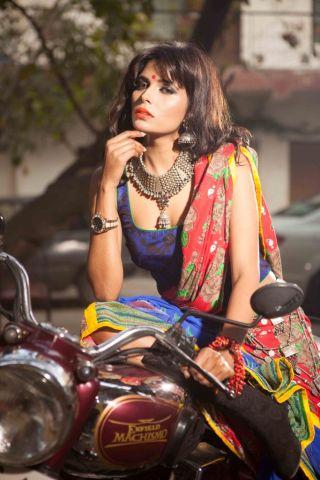 Festive collection by Designer Anuradha Ramam  2