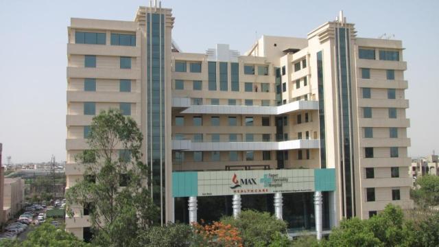 Max Super Speciality Hospital - Patparganj