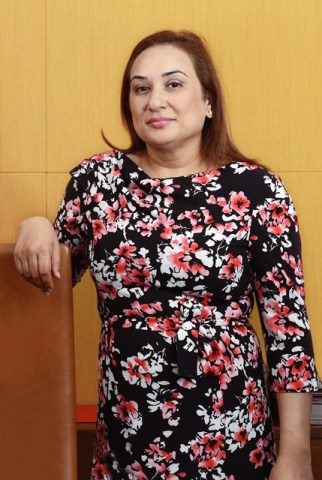 Ms. Zanubia Shams  CEO  Zulekha Healthcare Group
