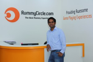 Trivikraman Thampy  CEO and Co-Founder  Play Games24x7