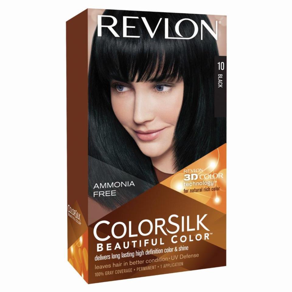 Revlon Colorsilk Beautiful Color Core Sector Communique