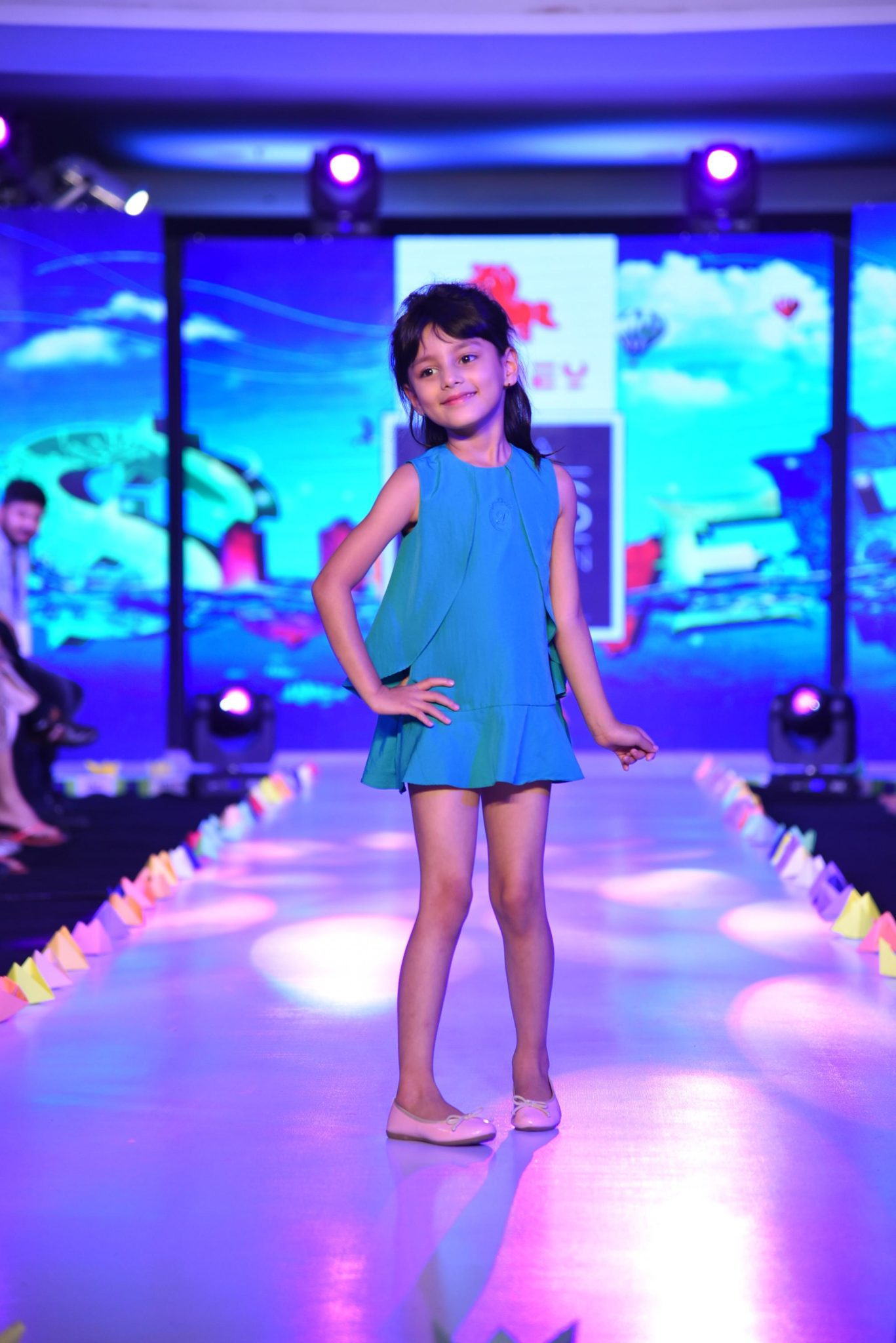 PONEY- Premium Malaysian Kids Wear Brand Showcased Spring