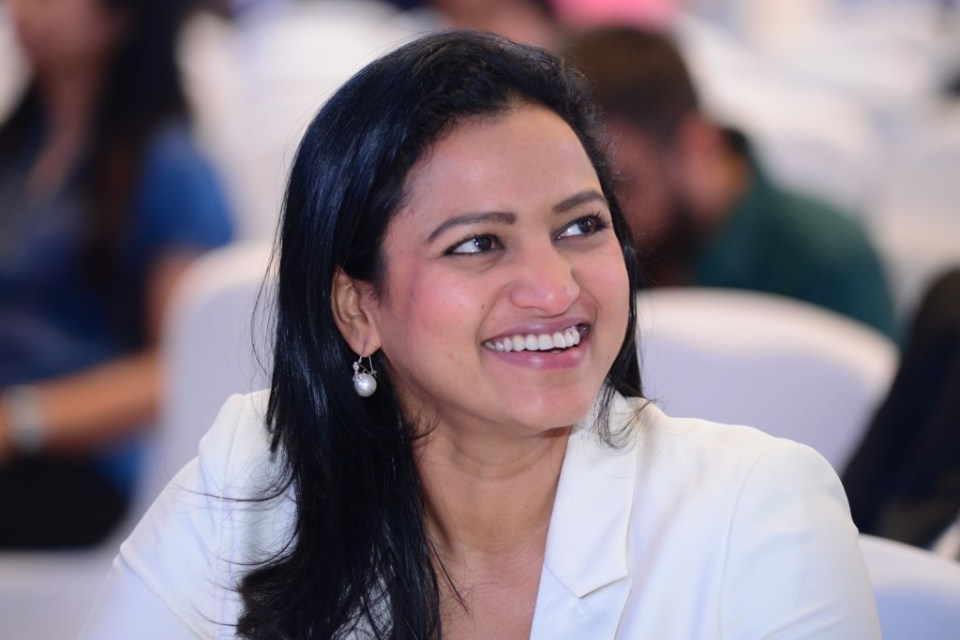 Amruda Nair  Joint Managing Director & CEO of AIANA Hotels & Resorts