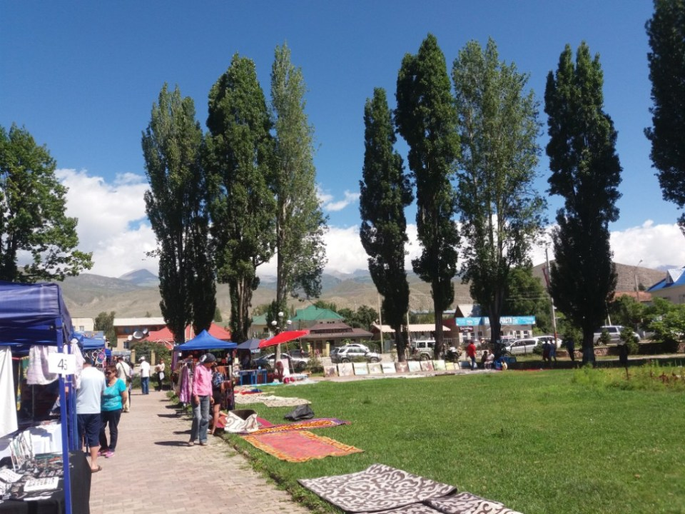 OMIO Festival in Kyrgyzstan