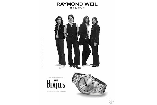 RAYMOND WEIL BEATLES LIMITED EDITION TIME PIECE_4