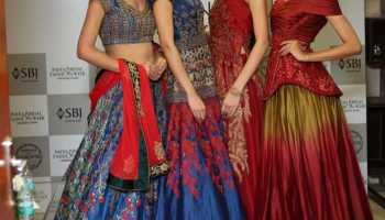 6a2159813 India Bridal Fashion Week launches the first in a series of INDIA BRIDAL  FASHION WEEK WEDDING