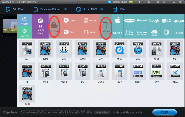 WonderFox DVD Video Converter – A All in One Software - Core Sector