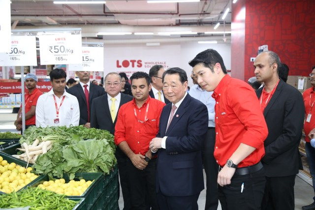 LOTS Wholesale Solutions unveils its first India store in