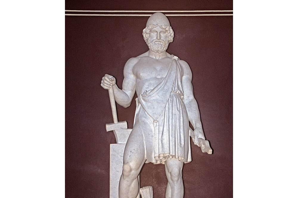 ヘファイストス(Hephaistos)
