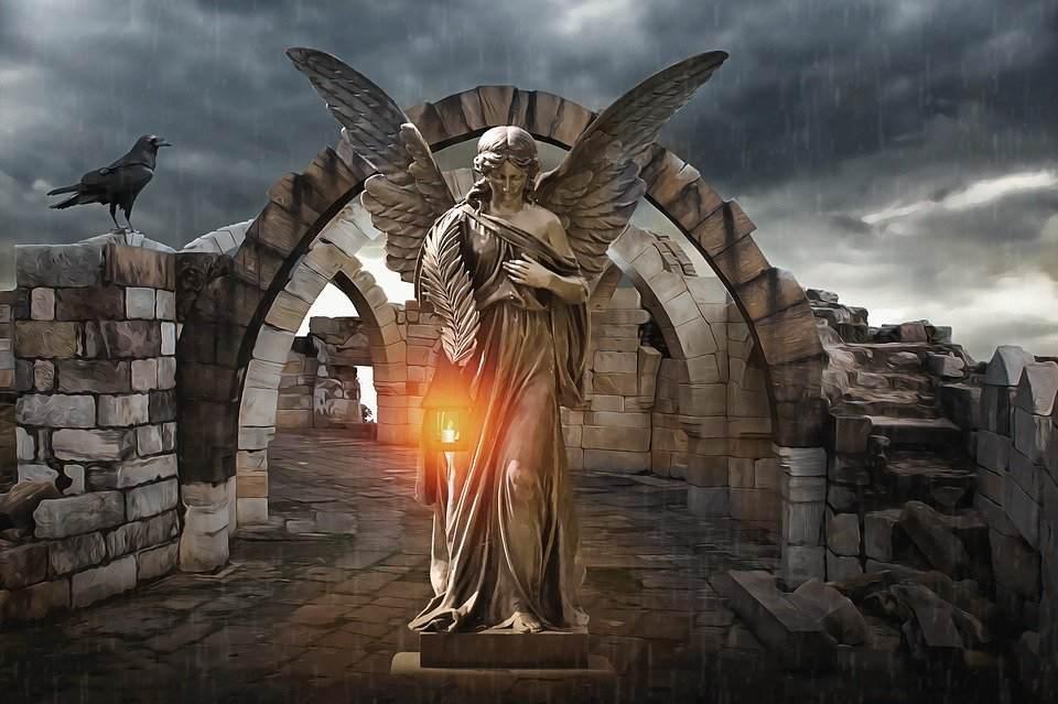 天使の9階級一覧、七大天使、死を司る天使など