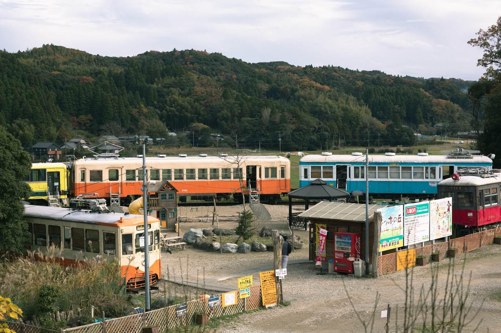 心霊ちょっといい話『古い電車を探して』など短編全5話