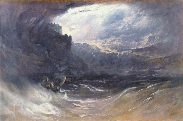 『大洪水神話』