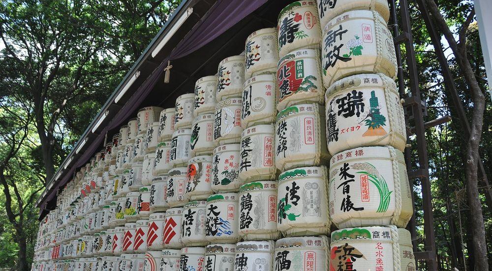 【酒神】日本と世界の『酒を司る神』 一覧
