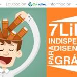7 LIBROS INDISPENSABLES PARA DISEÑADORES GRÁFICOS