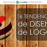 16 Tendencias de Diseño de Logos