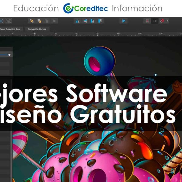 3 Mejores Software de Diseño Gratuitos