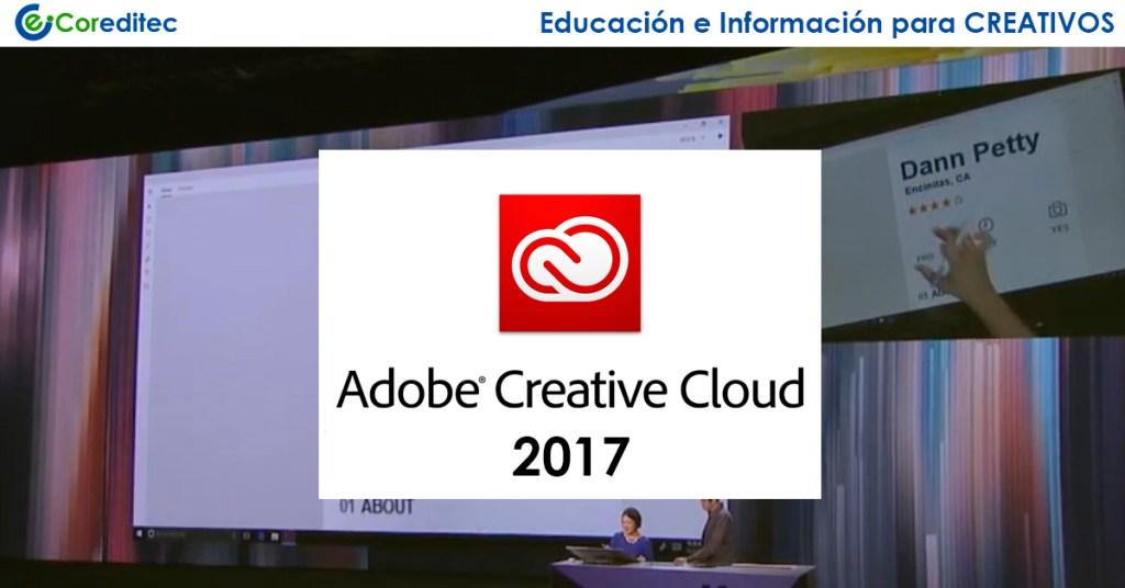 Adobe cc 2017
