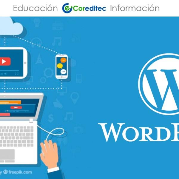Crea tu Pagina Web en Wordpres