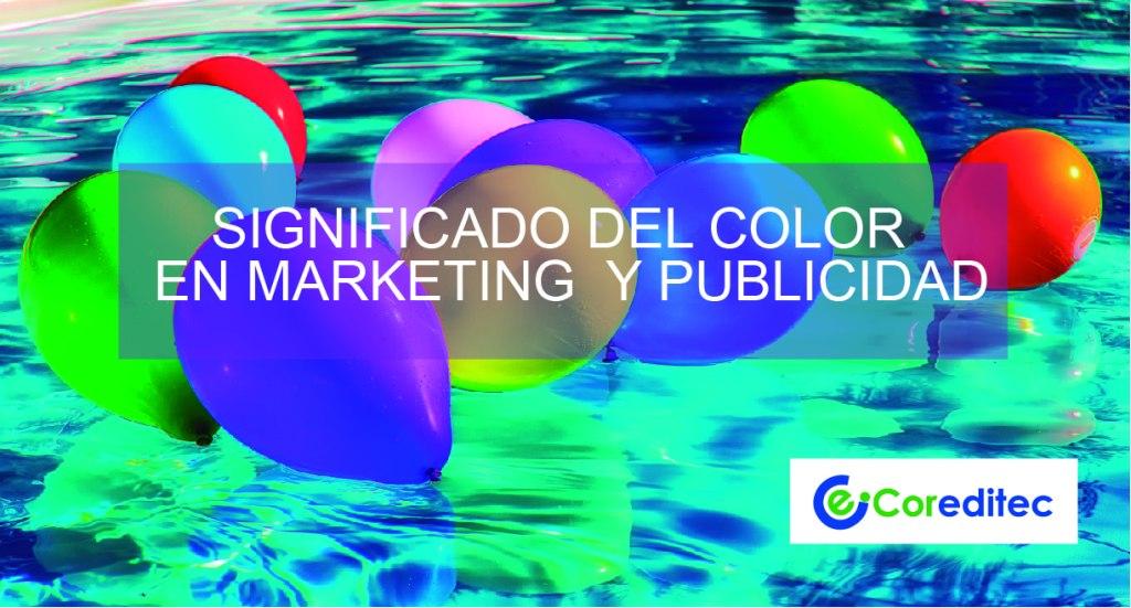Significado del Color en Marketing y Publicidad