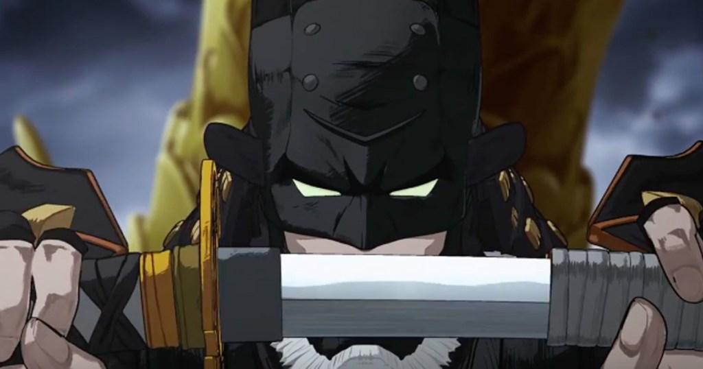 Primer Vistazo al Batman Ninja Anime