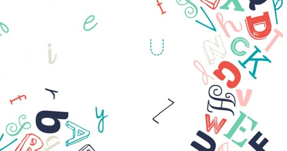 Las 20 fuentes tipográficas más populares para diseñar