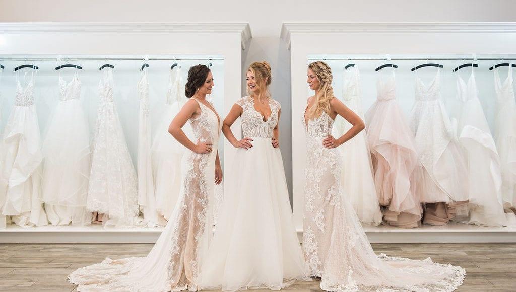 Coreena's Bridal Boutique, College Station TX: Designer