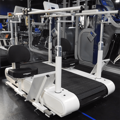 Woodway Bari-Mill Treadmill