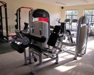 Strength Machines - Durrow Fitness Centre