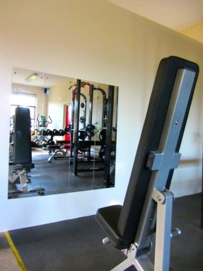 Free Weights - Durrow Gym