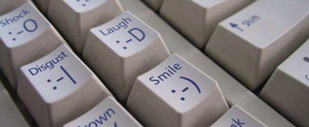 netiquette smileys