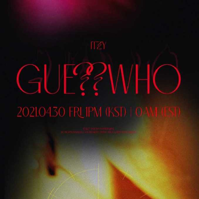 ITZY GUESS WHO Zip Download