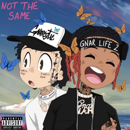 Lil Gnar, Lil Skies Not the Same Mp3 Download