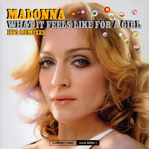 Madonna What It Feels Like For A Girl Zip Download