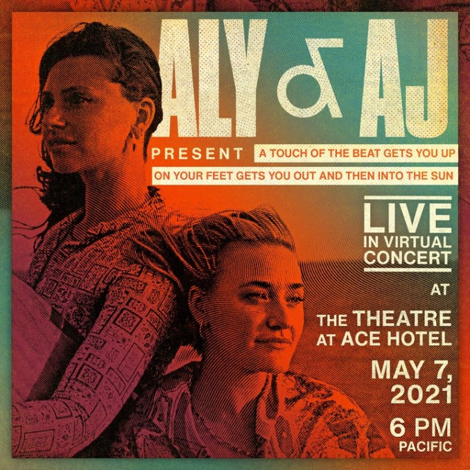 Aly & AJ A Touch of the Beat Gets You Up on Your Feet Gets You Out and Then Into The Sun Zip Download