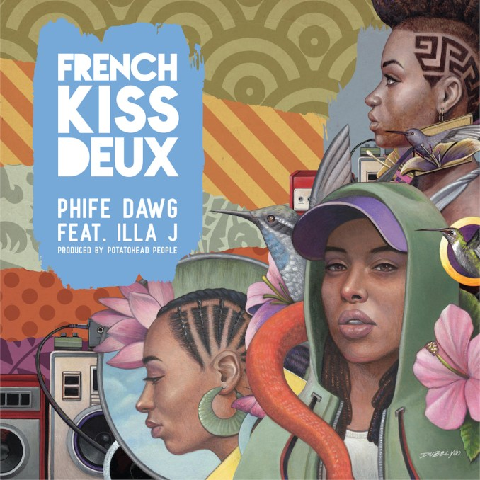 Phife Dawg French Kiss Deux Mp3 Download