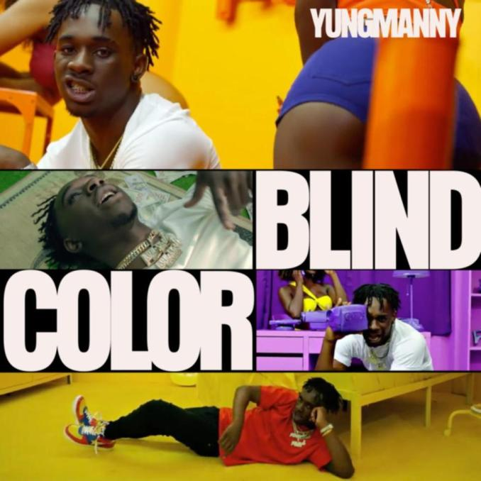 YungManny Color Blind Mp3 Download