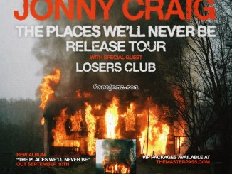 Jonny Craig The Places We'll Never Be Zip Download