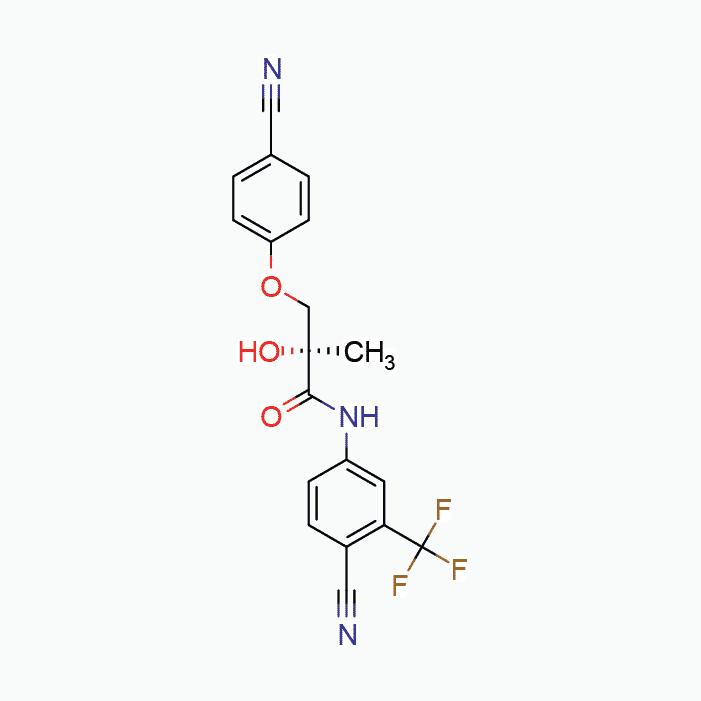 MK2866 Ostarine Chemistry