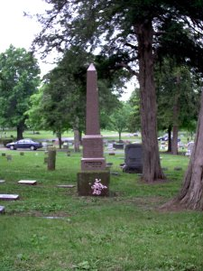 McGee Monument