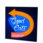 715GoVivid-goodeats_LEDframecollection_sign